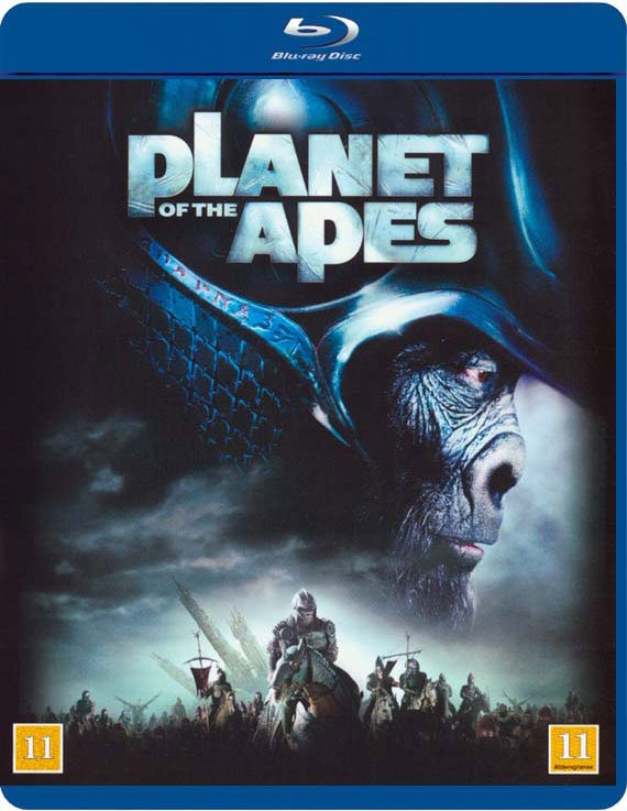 Image of   Abernes Planet / Planet Of The Apes - Blu-Ray