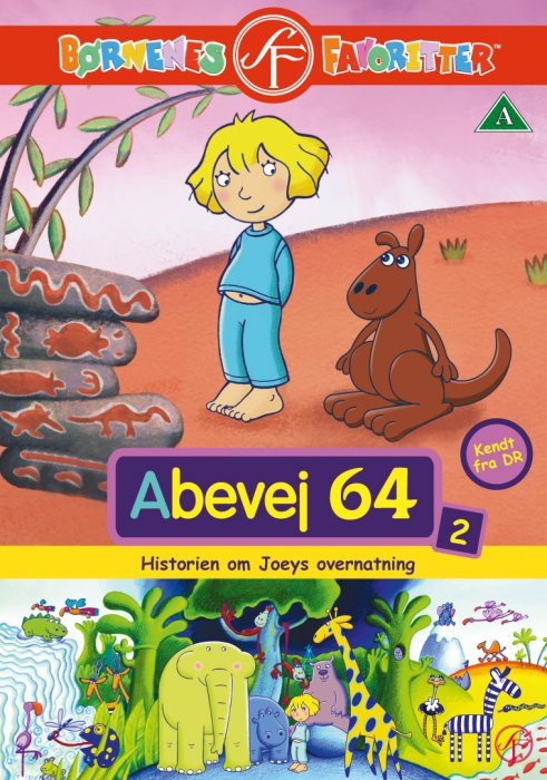 Image of   Abevej 64 - Vol. 2 Joeys Overnatning - DVD - Film