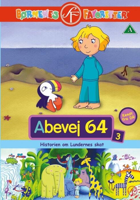 Image of   Abevej 64 - Vol. 3 Lundernes Skat - DVD - Film