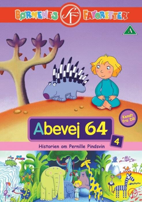 Image of   Abevej 64 - Vol. 4 Historien Om Pernille Pindsvin - DVD - Film