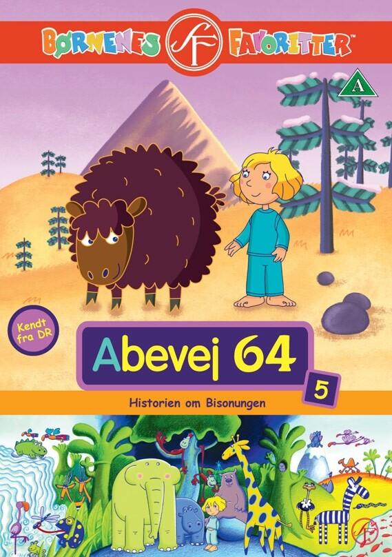 Image of   Abevej 64 - Vol. 5 Historien Om Bisonungen - DVD - Film