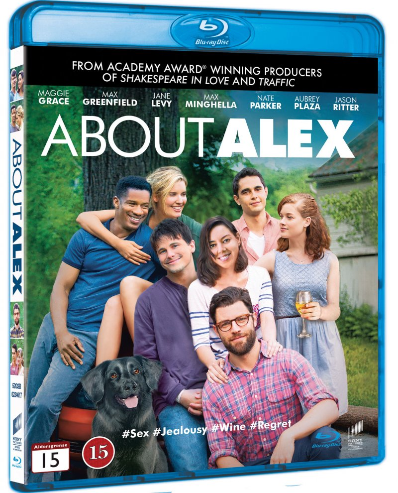Image of   About Alex - Blu-Ray