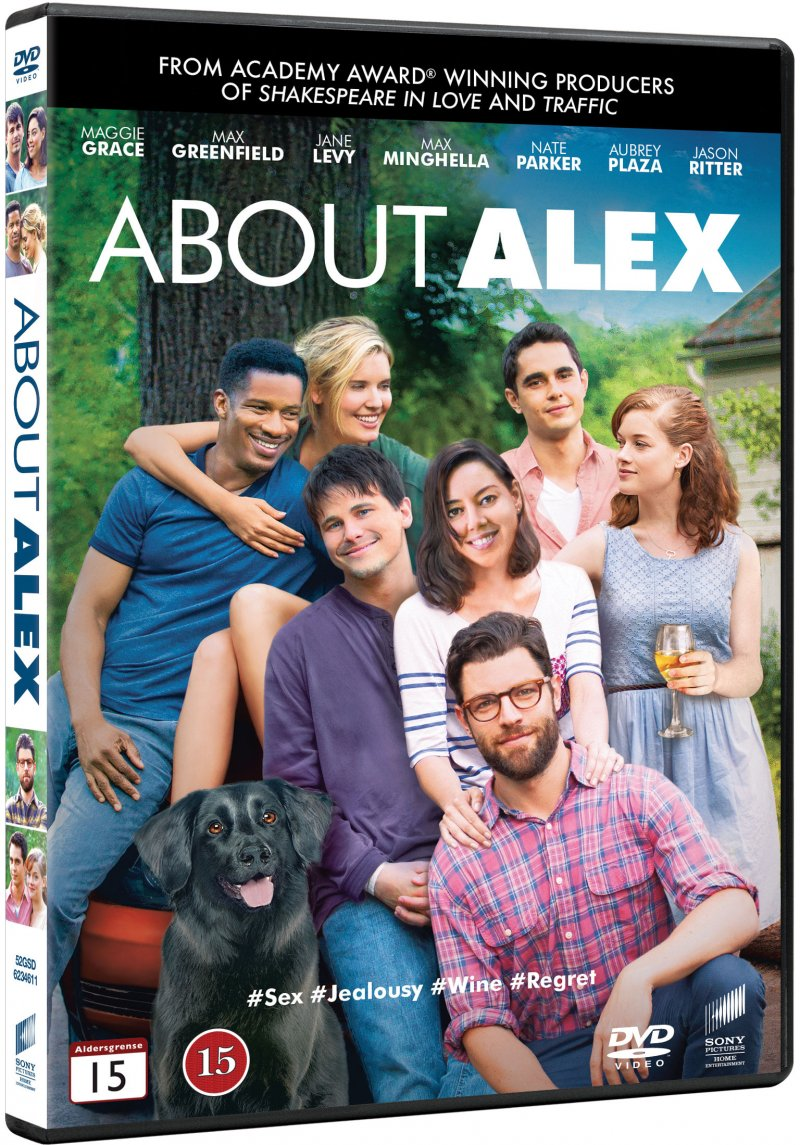 Image of   About Alex - DVD - Film