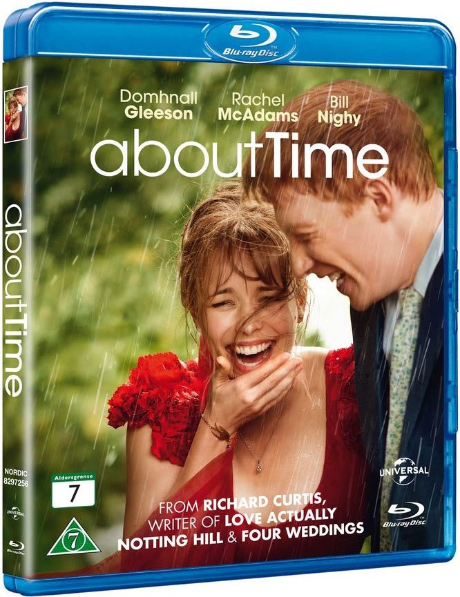 Image of   About Time - Blu-Ray