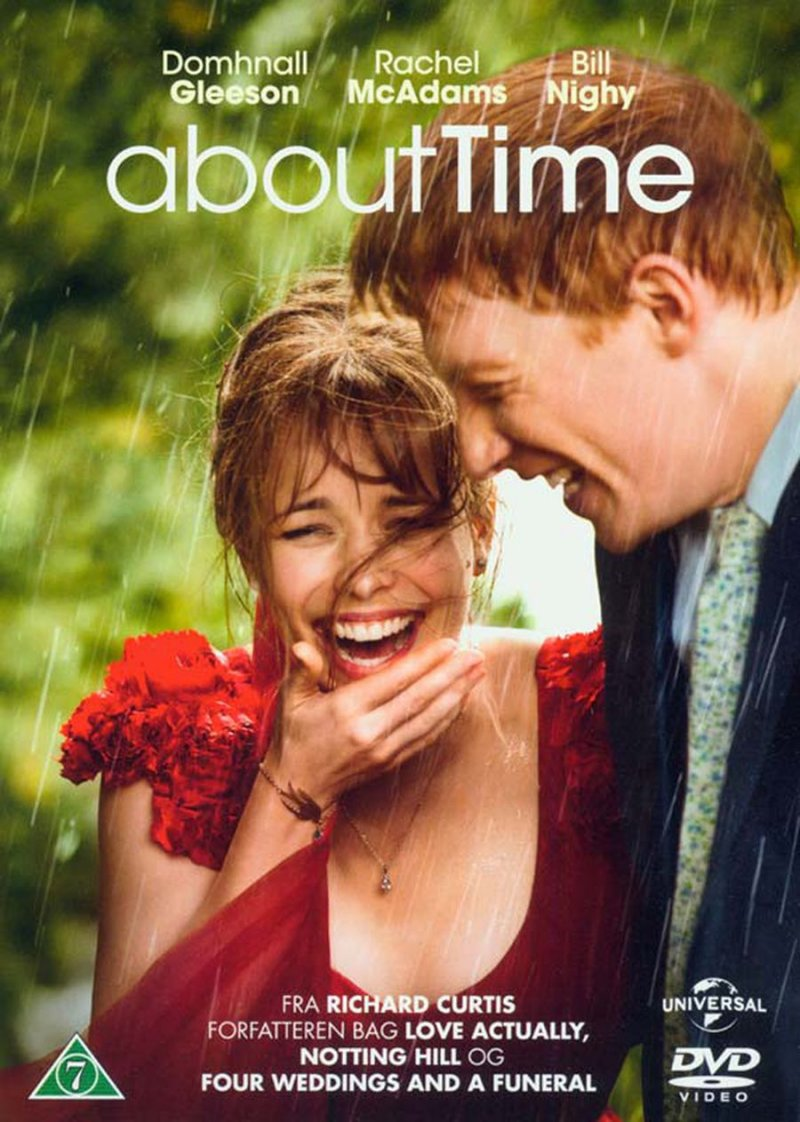 Image of   About Time - DVD - Film