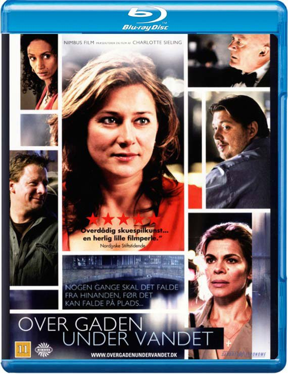 Over Gaden Under Vandet - Blu-Ray