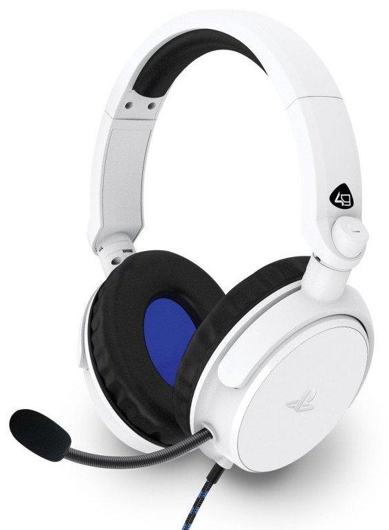 Billede af 4gamers Gaming Headset Pro4-50s - Ps4 - Hvid