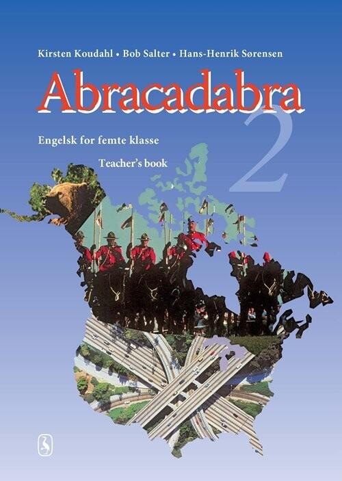 Image of   Abracadabra 2 - Kirsten Koudahl - Bog