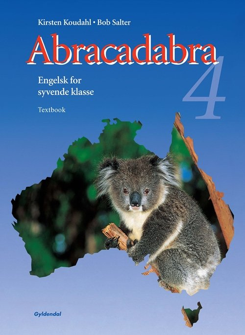 Image of   Abracadabra 4 - Kirsten Koudahl - Bog