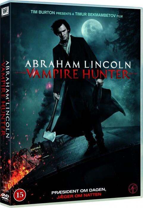 Image of   Abraham Lincoln - Vampire Hunter - DVD - Film