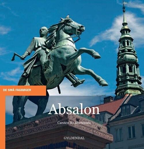 Image of   Absalon - Carsten Bo Mortensen - Bog