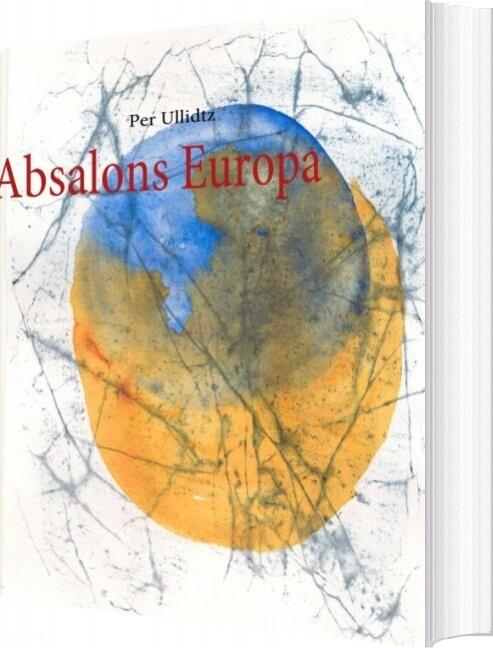 Image of   Absalons Europa - Per Ullidtz - Bog