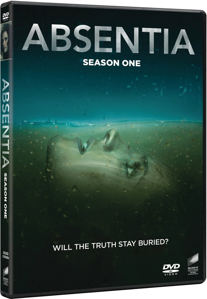Image of   Absentia - Sæson 1 - DVD - Tv-serie