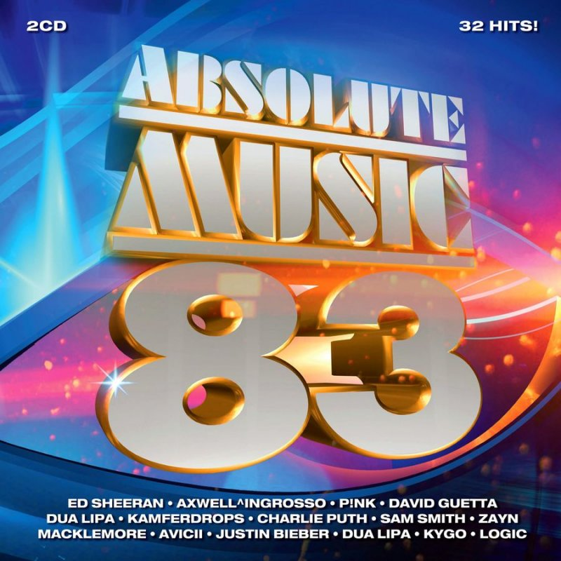 Image of   Absolute Music 83 - CD