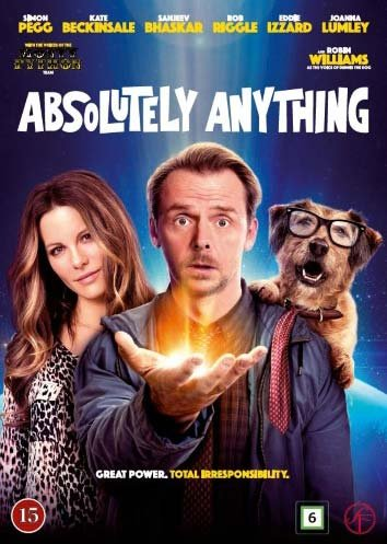 Image of   Absolutely Anything - DVD - Film