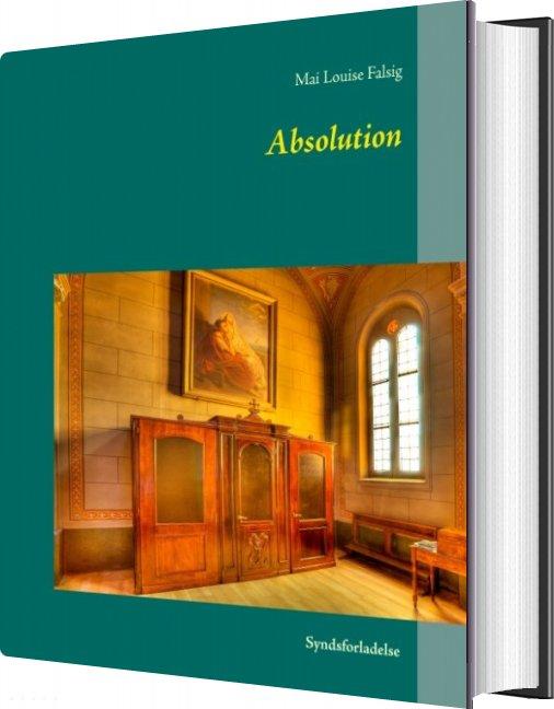 Image of   Absolution - Mai Louise Falsig - Bog
