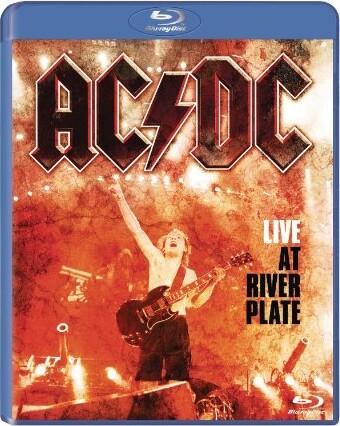 Billede af Ac Dc - Live At River Plate - Blu-Ray