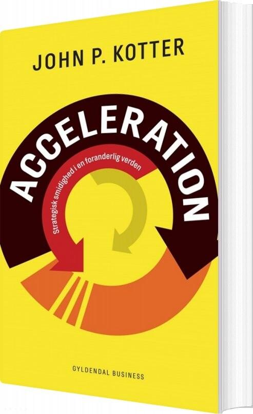 Image of   Acceleration - John P. Kotter - Bog