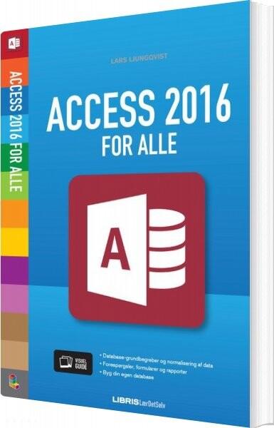 Image of   Access 2016 - Lars Ljungqvist - Bog