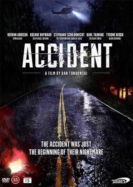 Image of   Accident - DVD - Film