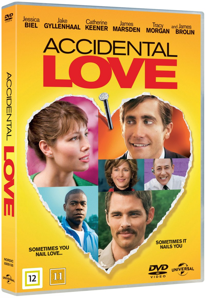 Image of   Accidental Love - DVD - Film