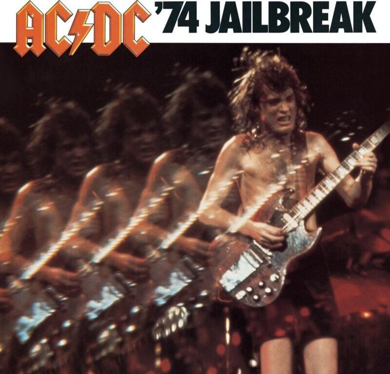 Image of   Ac Dc - 74 Jailbreak - CD