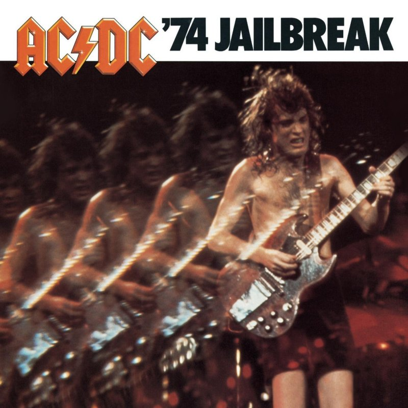 Image of   Ac Dc - 74 Jailbreak - CD