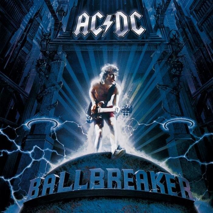 Image of   Ac Dc - Ballbreaker - CD