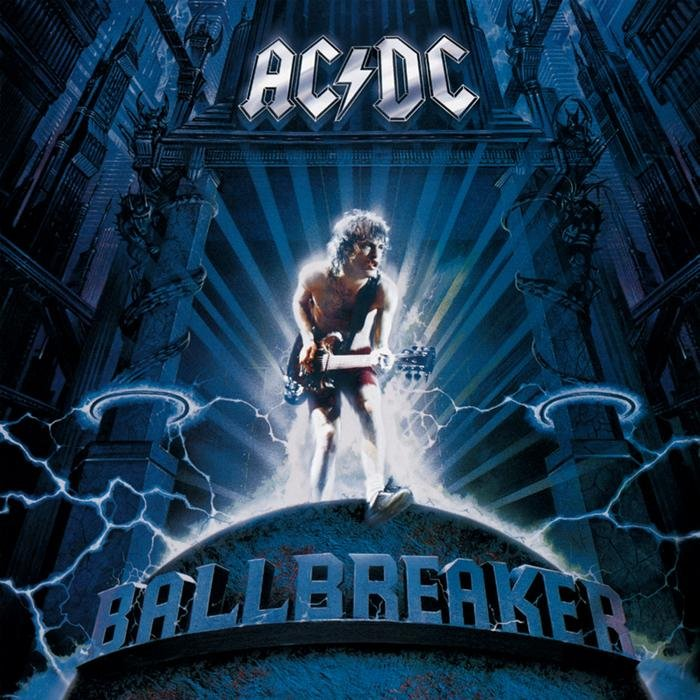Image of   Ac Dc - Ballbreaker - CD