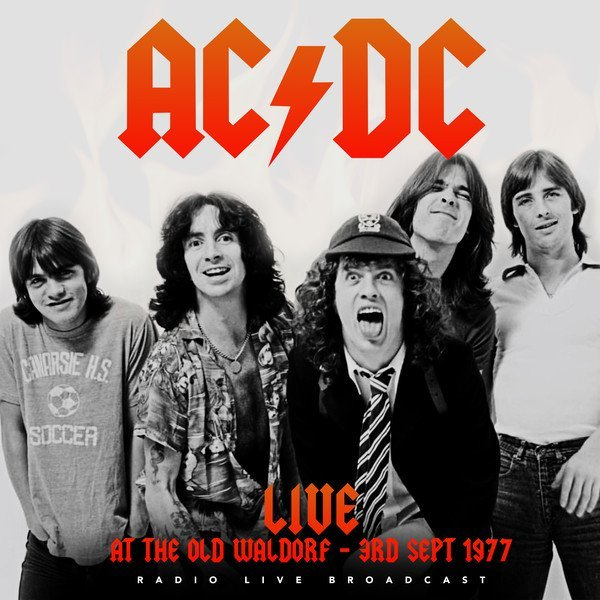 Image of   Ac Dc - Best Of Live At The Waldorf, San Francisco September 3, 1977 - Vinyl / LP