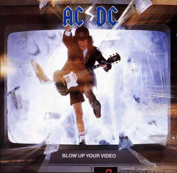 Image of   Ac Dc - Blow Up Your Video [remastered] - CD