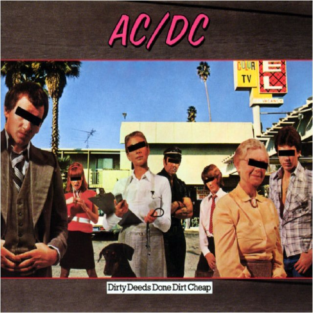 Image of   Ac Dc - Dirty Deeds Done Dirt Cheap - Ecd - Remastered - CD