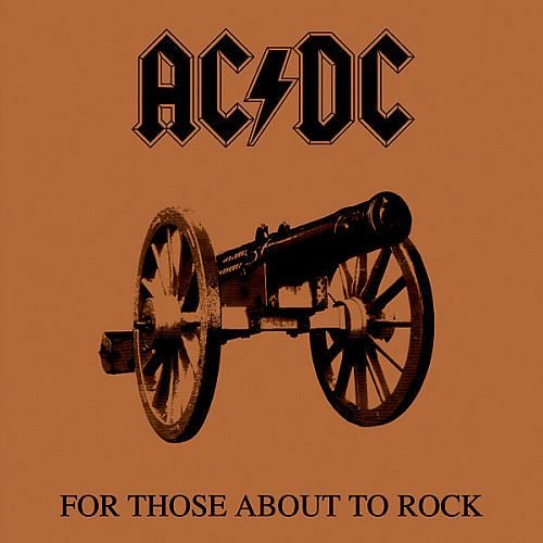 Image of   Ac Dc - For Those About To Rock (we Salute You) - CD