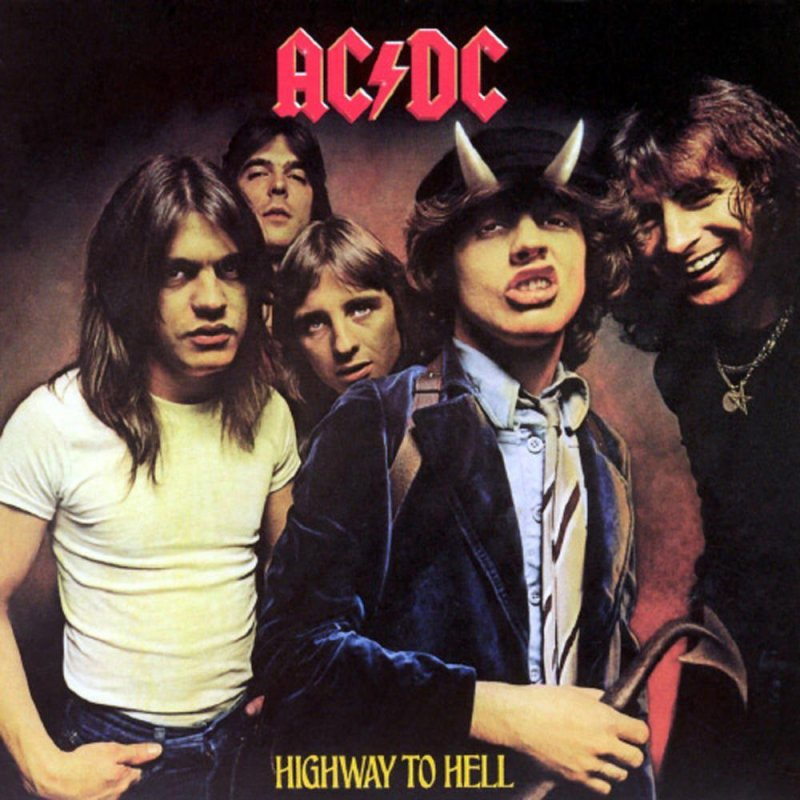 Image of   Ac Dc - Highway To Hell - CD