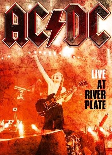 Billede af Ac Dc - Live At River Plate - DVD - Film