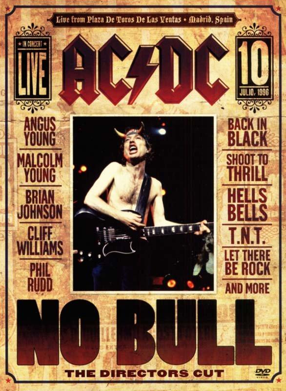 Image of   Ac Dc - No Bull - DVD - Film