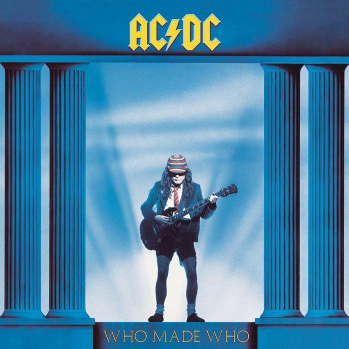 Image of   Ac Dc - Who Made Who - Remastered - CD