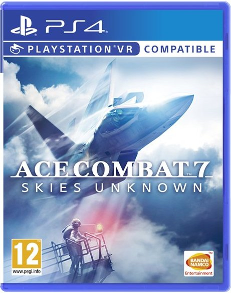 Image of   Ace Combat 7: Skies Unknown - PS4