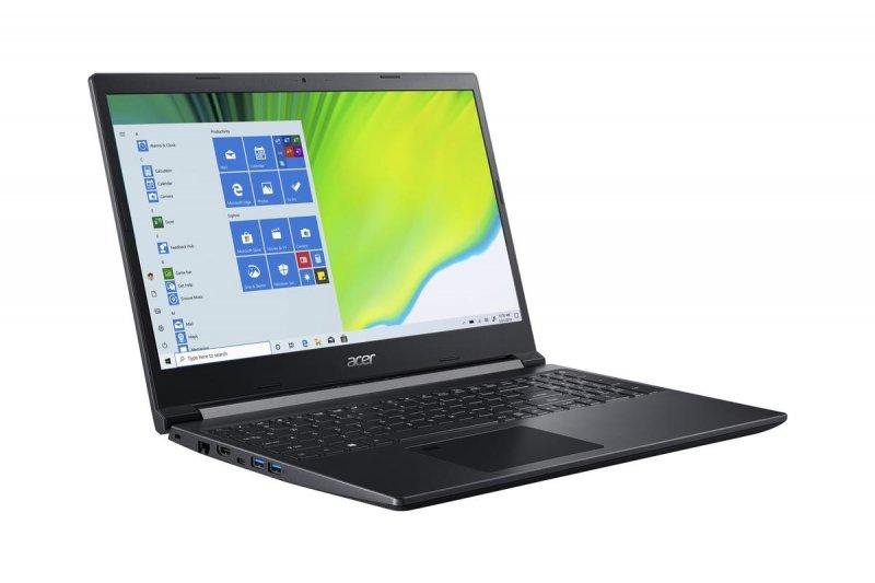 """Billede af Acer Aspire 7 - 15,6"""" - A715-41g-r53q - 16gb Bærbar Computer"""