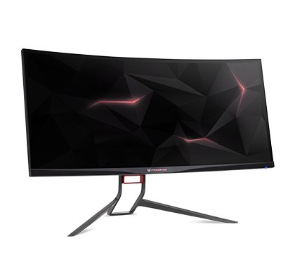 Acer – Predator X34p – 34″ Buet Gaming Skærm – G-sync 120 Hz