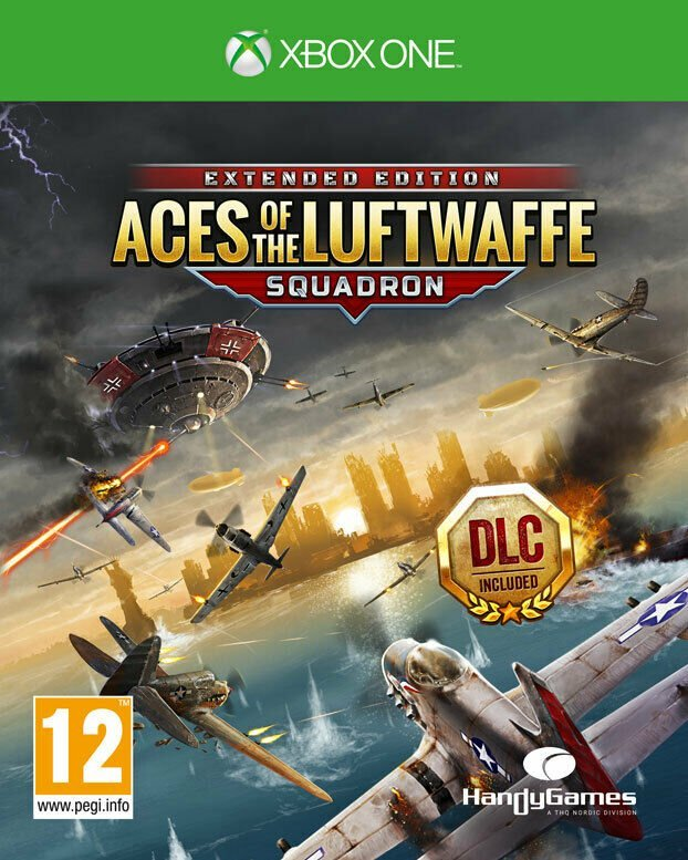 Image of   Aces Of The Luftwaffe - Xbox One