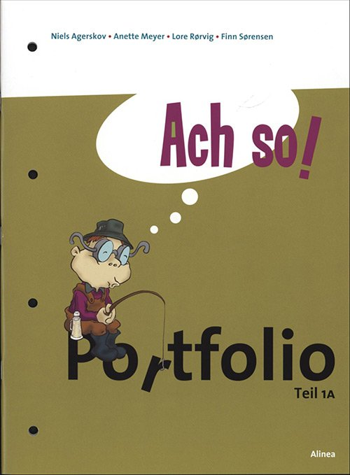 Image of   Ach So! Teil 1a, Portfolio - Anette Meyer - Bog