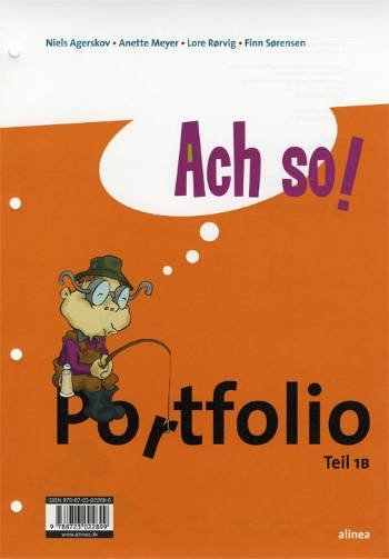 Image of   Ach So! Teil 1b, Portfolio - Anette Meyer - Bog