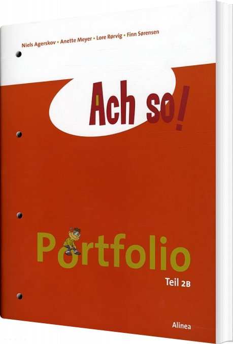 Image of   Ach So! Teil 2b, Portfolio - Anette Meyer - Bog