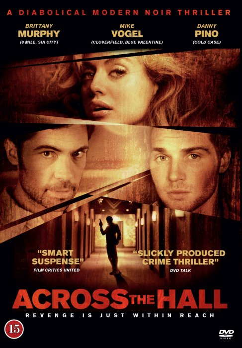 Image of   Across The Hall - DVD - Film