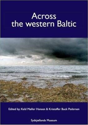 Billede af Across The Western Baltic - Erik Johansen - Bog