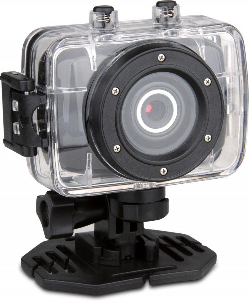 Image of   Action Kamera Med Tilbehør