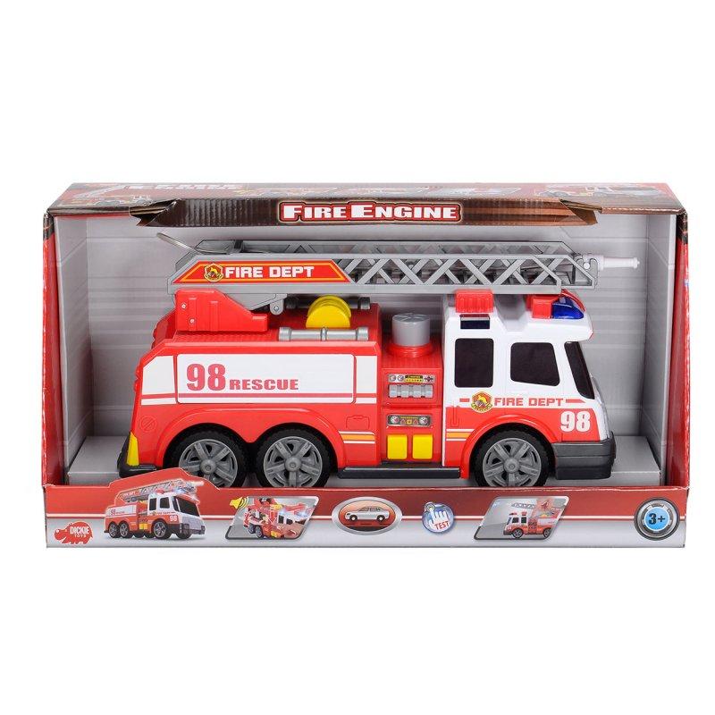 Sensationelle Action City Brandbil, Prøv Mig → Køb billigt her YT54