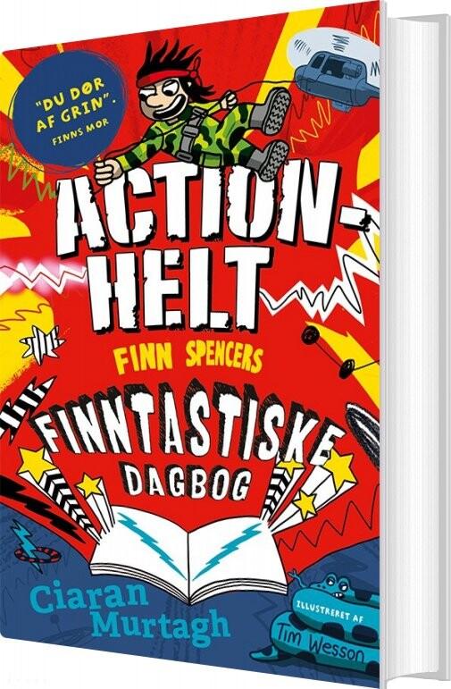 Image of   Actionhelt - Ciaran Murtagh - Bog