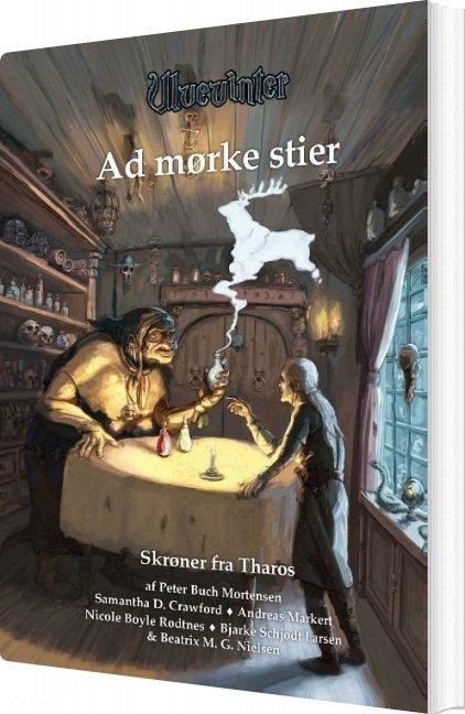 Image of   Ad Mørke Stier - Samantha D. Crawford - Bog